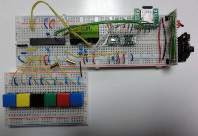 電池駆動Arduino